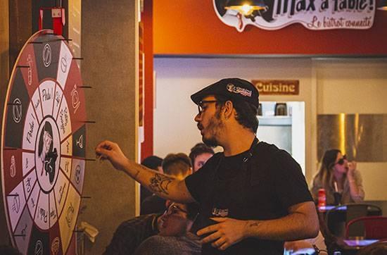 Max à Table - Restaurant Burger Bordeaux